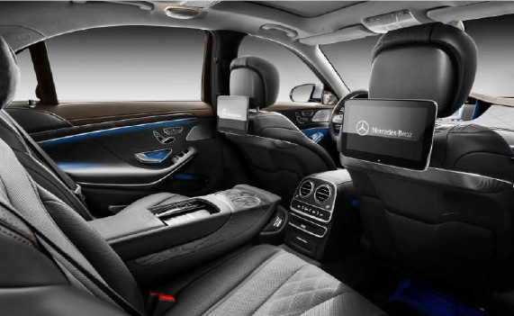 Mercedes S-Class Interior